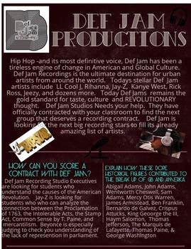 Def Jams Productions-American Revolution
