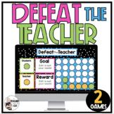 Defeat the Teacher - Virtual Games - Virtual Rules - Behav