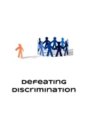Defeating Discrimination PBL