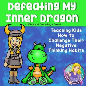 Defeating My Inner Dragon: Challenging Unhealthy Thinking Habits