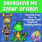 Challenging My Inner Dragon (A CBT Lesson)