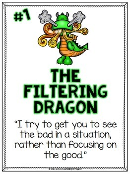 Defeating My Inner Dragon (A CBT Lesson)