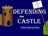 Defending the Castle: An Equivalent Fractions & Ordering Fractions Activity