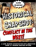 Defending the West :Conflict with Native Americans Histori