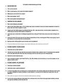 Defensive Coordinator Interview Questions