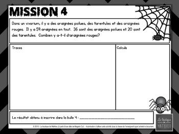 Défi mathématique « La sorcière Giralda » – 1er cycle [FRENCH] [MATH]