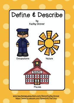 Define & Describe Memory