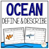 Define and Describe Ocean Edition