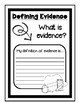 Defining Evidence Pair and Share Activity