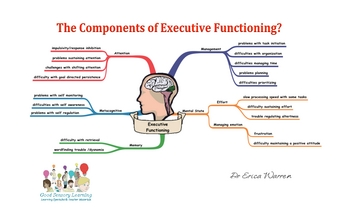 Defining Executive Functioning: A Graphic Organizer