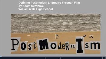 Defining Postmodern Literature Through Film