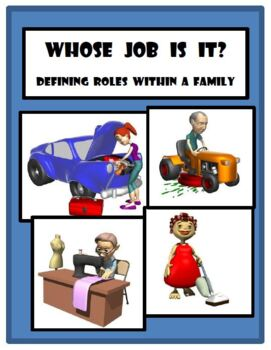 Defining Roles in a Family - Who Should Be Responsible for Certain Tasks?