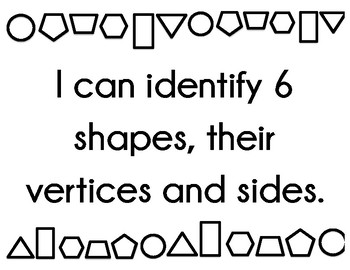 Defining and Non-defining Attributes of Shapes Complete Lesson