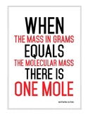 Defining the mole poster 8 5 by 11