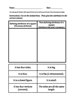 Plane Shapes Worksheets for First Grade | Homeshealth.info