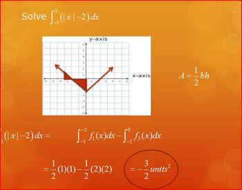 Definite Integral - Geometric Figures (PP)