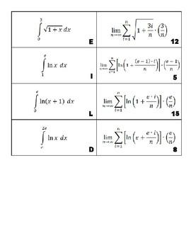 Upper and lower Riemann Sums - GeoGebra