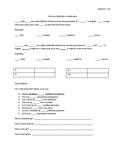 Definite and Indefinite Articles Spanish 1