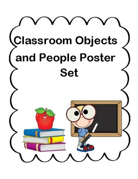 Definite articles, Singular, Plural Classroom objects and People
