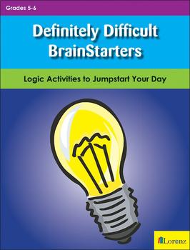 Definitely Difficult BrainStarters