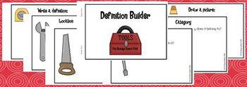 Definition Builder and Homework Companion