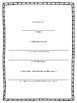 Definition Poem Content Vocabulary Math Science Social Studies Academic Language