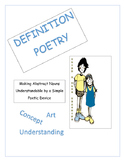 Definition Poetry