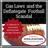 Gas Laws and the Deflategate Football Scandal (Great for D