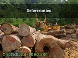 Deforestation - 5E Classroom Science Activity PDF