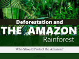 Amazon: Deforestation