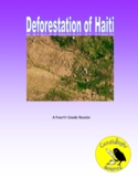 Deforestation of Haiti (820L) - Science Informational Text Reading Passage