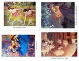 Degas Ballerina Cards