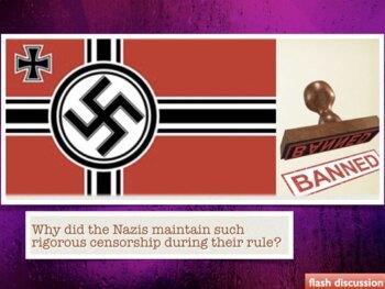 Degenerate Art - Nazis & Robert Mapplethorpe - First Amendment - 99 Slides