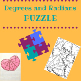 Degrees and Radians Puzzle