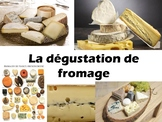 Dégustation de Fromage - French Cultural/Experiential Acti