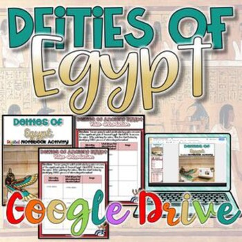 Deities of Ancient Egypt {Digital}