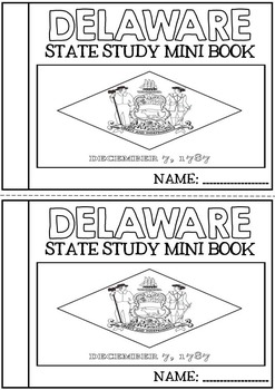 Delaware State Study - Facts and Information about Delaware