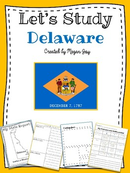Delaware State Research Packet