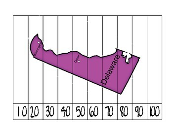 Delaware Counting Puzzle