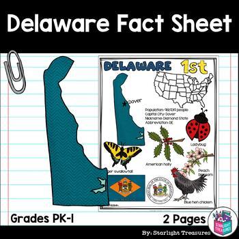 Delaware Fact Sheet