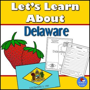 Delaware History and Symbols Unit Study