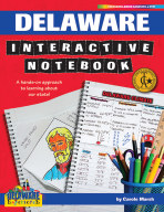 Delaware Interactive Notebook: A Hands-On Approach to Learning About Our State!