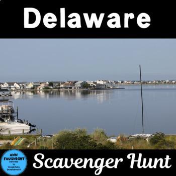 Delaware Scavenger Hunt