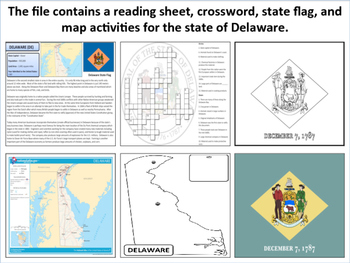 Delaware - State Activity Set