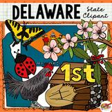 Delaware State Clip Art