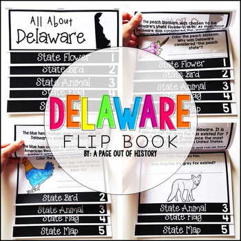 Delaware State Flipbook