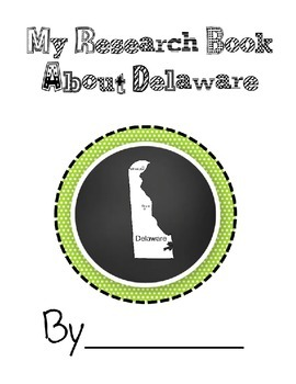 Delaware State Student Research Book
