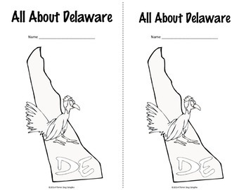 Delaware Webquest Common Core Research Mini Book