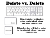 Delete vs. Delete for MAC