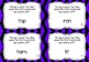 Phonological Awareness Task Cards - Deleting Onset (first sound)